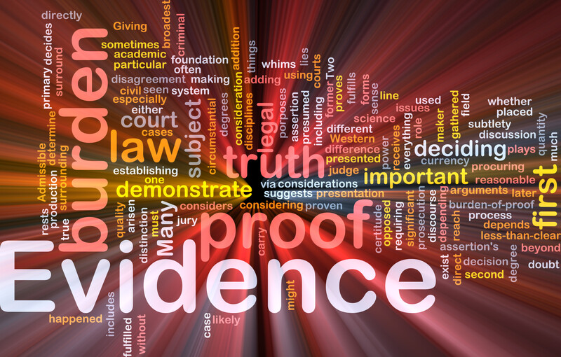 evidence_canstockphoto3281362
